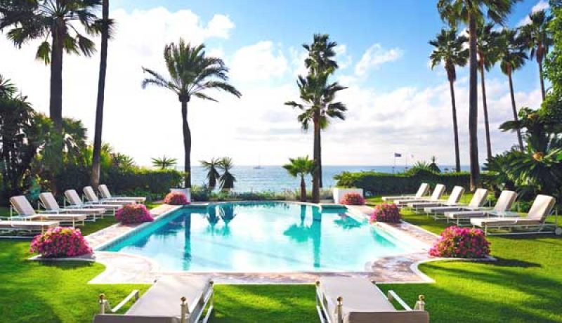 villa de mar marbella event planning