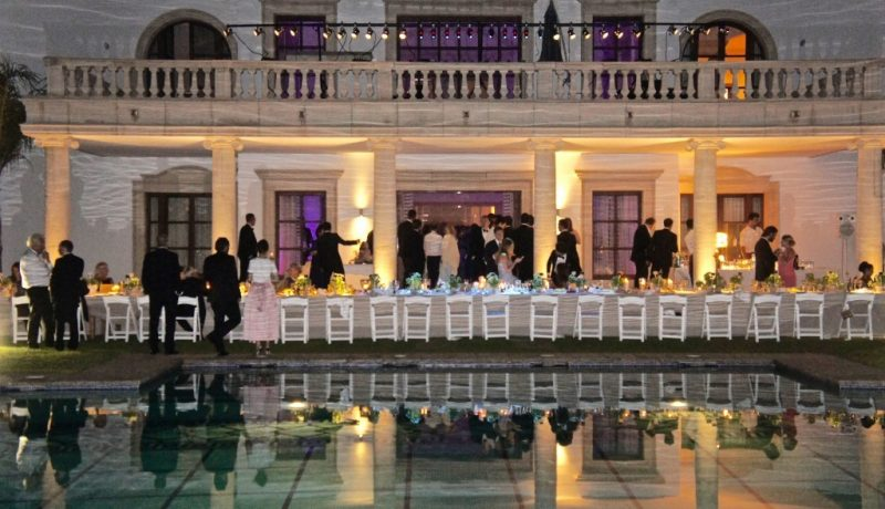 Private Event, Villa Libertas, Guadalmina, Marbella