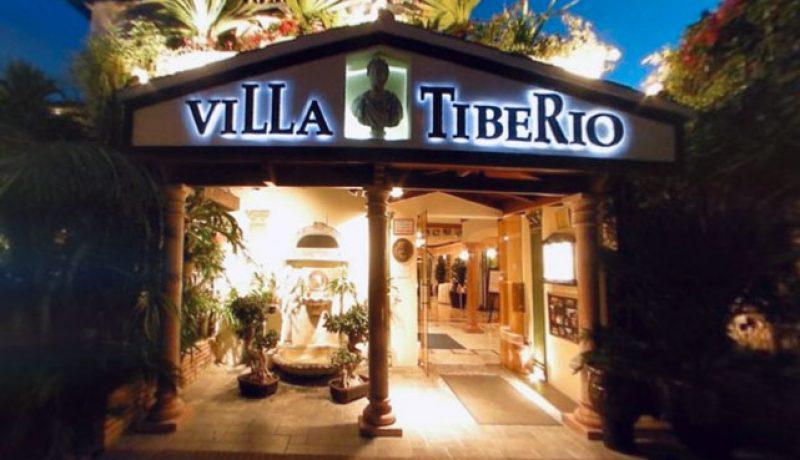 villa tiberio event planning