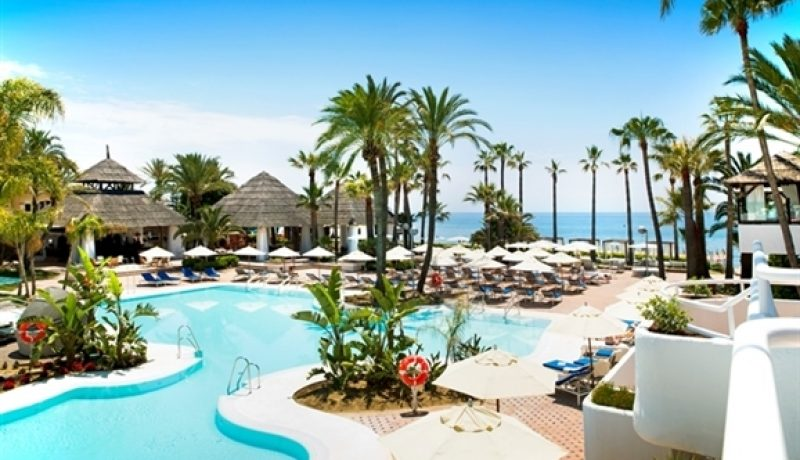Don Carlos Hotel Beach Club Marbella